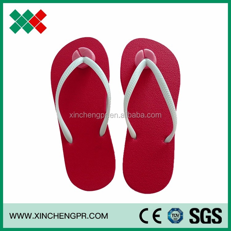 2017 New Model Design Custom Color EVA Foam summer Woman slipper with Factory Price