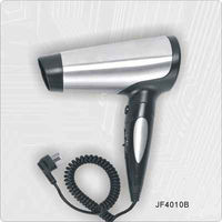JF4010 hotel foldable hair dryer,2013 HOT SALE