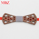 2017 new products amazon gifts men custom wood bowtie with bowtie box
