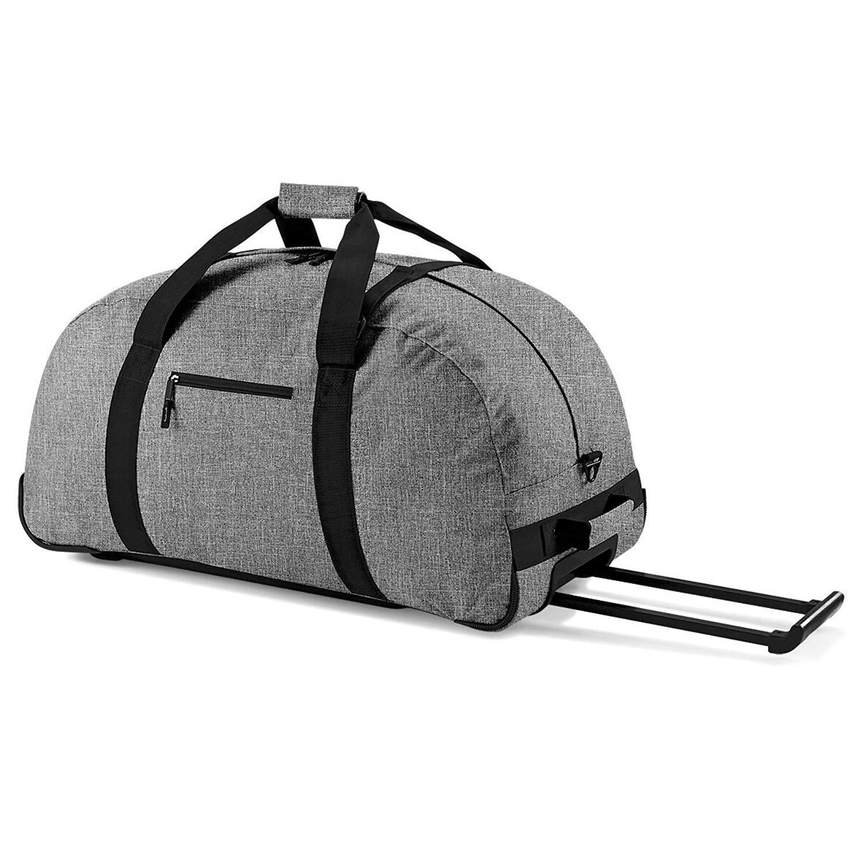 8f827e37c1ee Get Quotations · BagBase Classic Wheelie Holdall Duffel Travel Bag