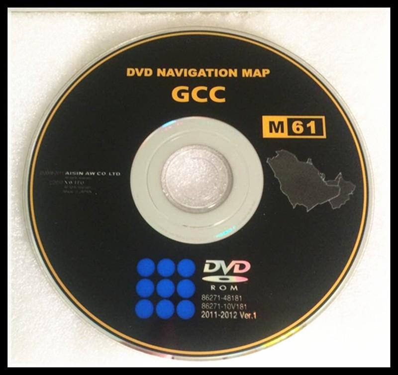 New Original Car Cd Navigation For Lexus 2010 M11,M12,M61,M80 Gcc ...