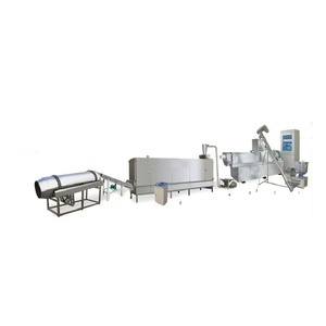 Stainless Steel Floating Aquaculture Feed Pellet Mill Machine