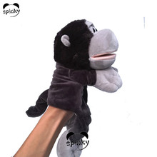 Custom Kids Fun Stuffed Animal Hand Puppet Monkey Toy For Sale