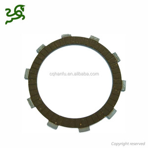 High Quality Brazil Motorcycle Twister Clutch Friction Plate