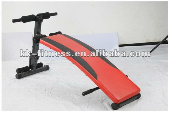 2015 new product sit up bench exercise equipment