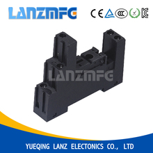 14F - 1Z - C3 Mini Relay Socket,5 Pin Screw Type Electric Socket