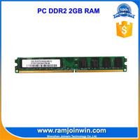 Zero profit 128*8/16c 8bits 800mhz desktop ddr2 ram 2gb price