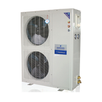 Copeland Scroll Type Compressor Refrigeration Unit for Cold Room Air cooled Scroll Condensing Unit R404a Refrigerant Gas