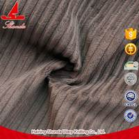 Polyester wide corduroy car /sofa fabric with super quality