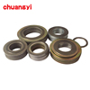 Made in china spiral wound gasket flat face flange gasket