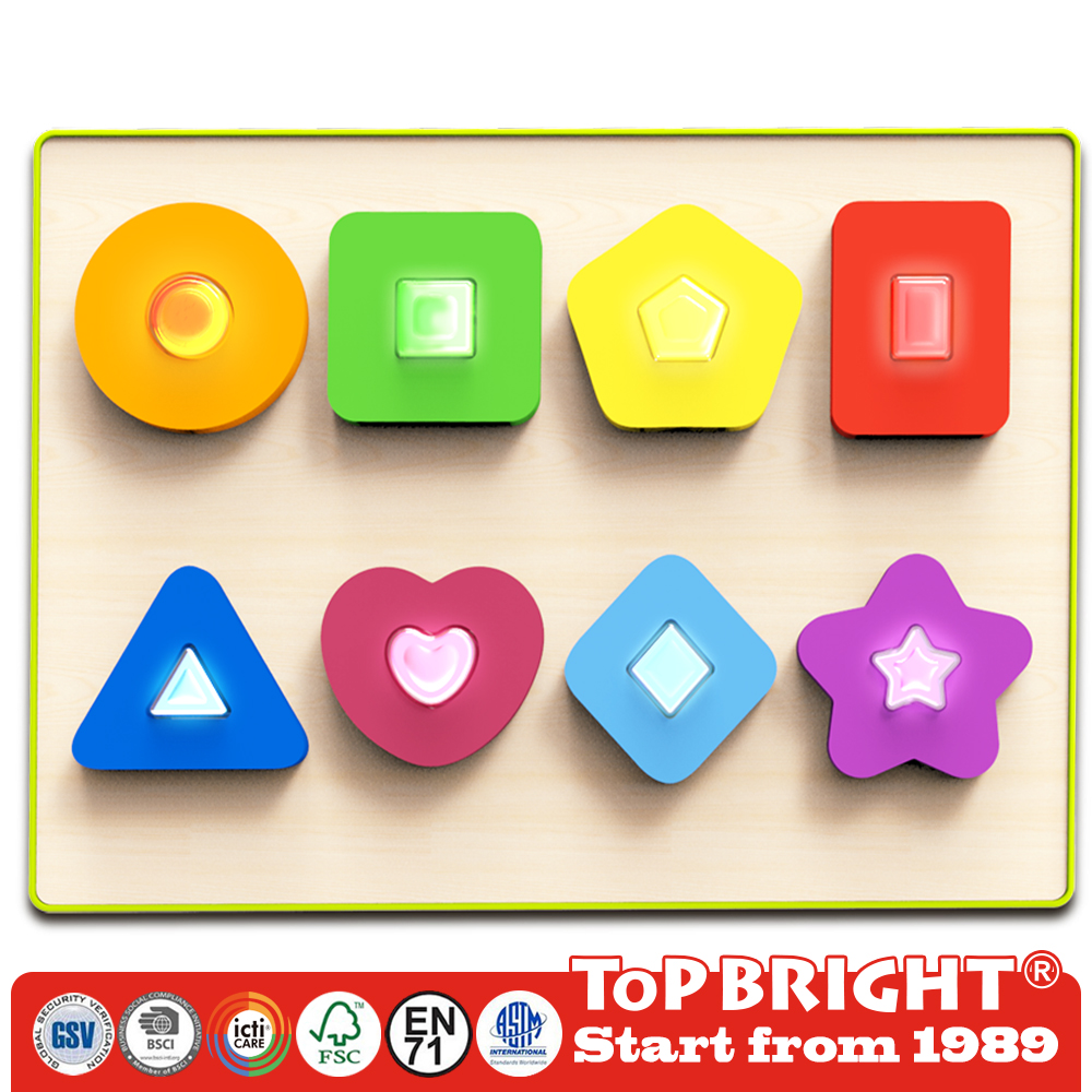 educational wooden alphabet puzzle toy for baby