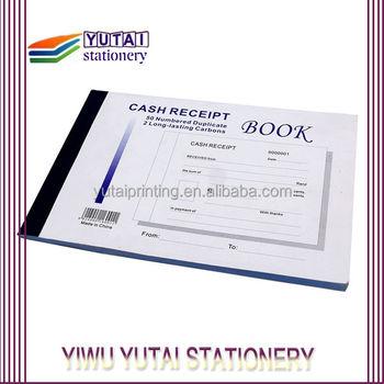 colorful custom receipt book buy custom receipt book custom