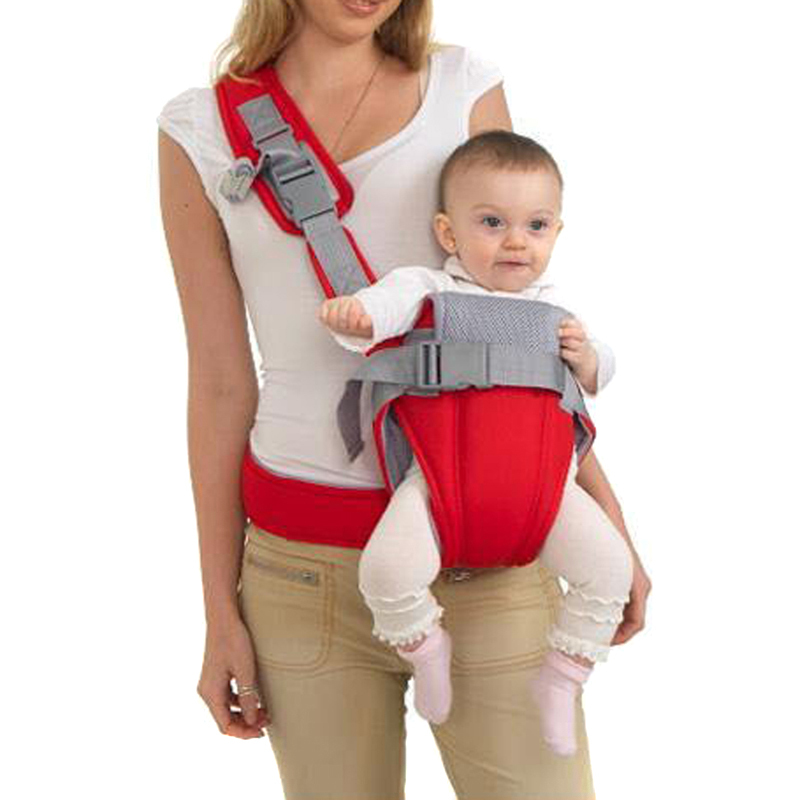 af8fd409c5f Get Quotations · 2015 New Arrival Front Carry Baby Infant Carrier Backpack  Kid Multifunctional Toddler Sling Wrap Baby