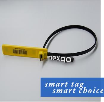 Rfid Kabel Dichtung Tag/rfid Kabelbinder Für Paket Management - Buy ...