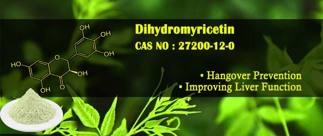 Vine Tea Extract 98% Dihydromyricetin DHM for Liver Protection.jpg