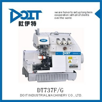 DT737F-G Automatic industrial Overlock Industrial Sewing Machine
