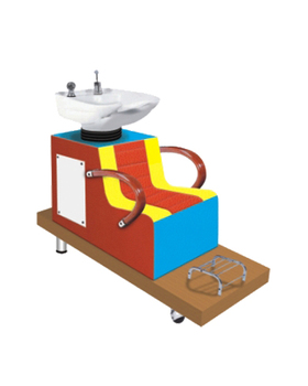 Kids Hair Washing Chair For Salon Chairs