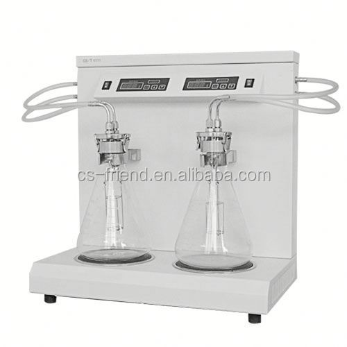 esr meter price ISO3735 Sediment Tester for Crude Oil and Fuel Oil for petroleum products