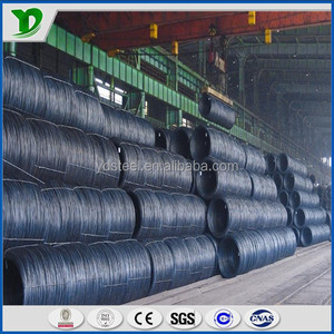 Free Cutting Steel Special Use and Construction,Floor Application SAE1006 SAE1008 SAE 1010 wire rods