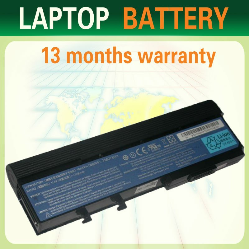 For ACER TM 2420, TM 3240,TM 3280series For Acer Laptop Battery BTP-AS3620,BTP-B2J1,MS2180