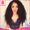 2015 kinky curly human hair lace front wig 100 human hair wigs for black women