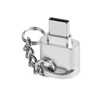 Best Price Smart Mobile Zinc Alloy Type C Otg Card Reader ...