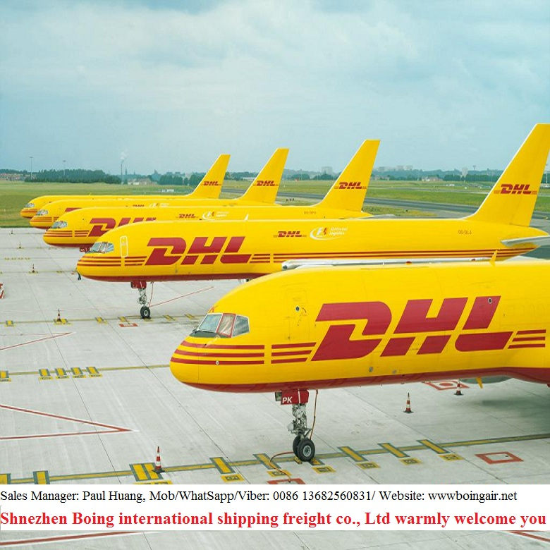50% Discount Express/Courier DHL UPS TNT FEDEX Dropshipping Door to door Delivery Service China to SUDAN--Paul