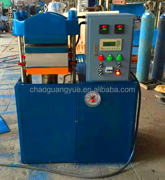 Rubber Compression Molding Hot Vulcanizing Press with CE