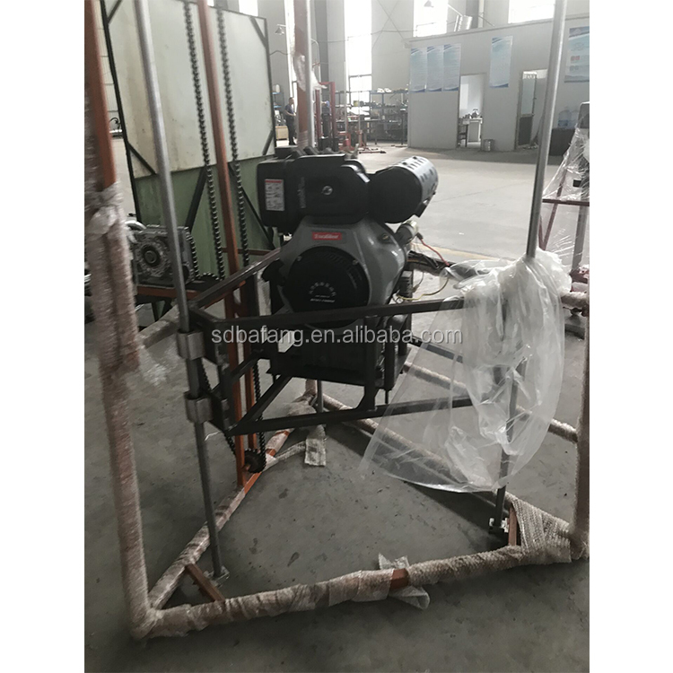 China brand earth digging machine for sale