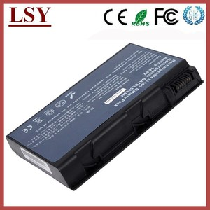 Replacement laptop battery for acer batbl50l6 batcl50l6 batbl50l4 batbl50l6h batbl50l8h for acer aspire 5100