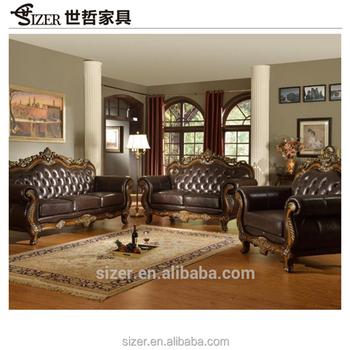 Latest Designs Of Sofa Sets latest design living room furniture leather sofa set - buy latest