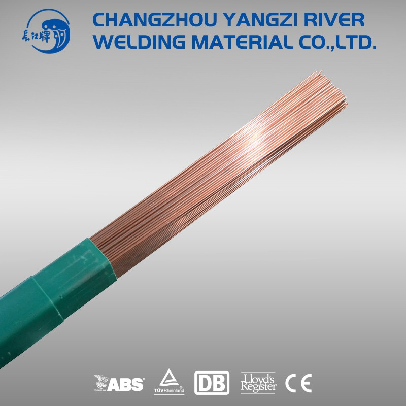 co2 gas protection mild steel tig welding wire rod er70s-6
