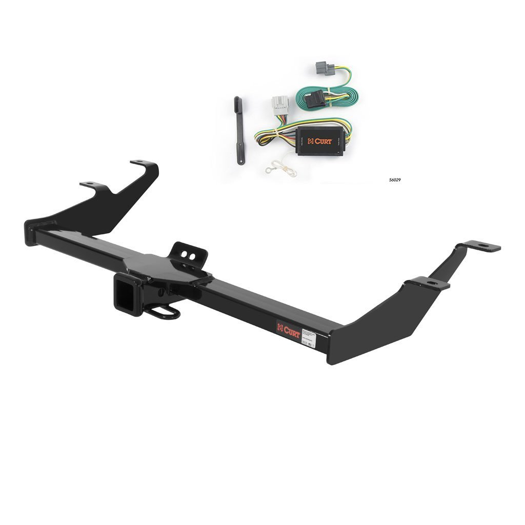 Get Quotations · CURT Class 3 Trailer Hitch Bundle with Wiring for 2007-2011  Honda Element - 13574