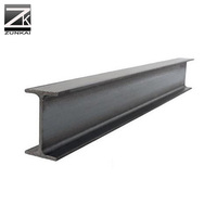 metal structural steel h iron beam / i shape beam price per kg size100x100x6x8