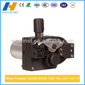 Mag welding wire feeder buy wire feeder mag wire feeder for Mig welder wire feed motor not working