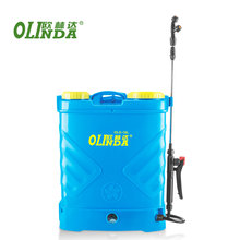 Reliable factory farm fruit tree bonsai hills lawn greenhouse back pack high pressure 18L 12v sprayer pump