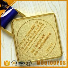 cheap iron plating stamping process metal medals craft