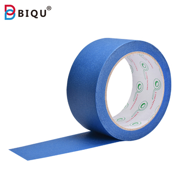 Biqu Blue Masking Painters Tape High Temperature Resistant Polyimide Adhesive Blue Tape For 3d Printer Heat Bed Buy Blue Tape Painter Blue Painters