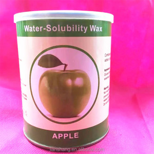 hot sale salon use professional depilatory wax/cold hair removal wax in tin
