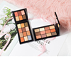 Colorful Cosmetics Private Label Matte Makeup Eye Shadow 12 Color Eyeshadow Palette