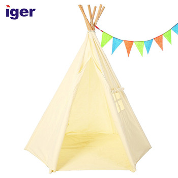 Diy Grosse Wasserdichte Kinder Tipi Zelt Buy Grosse Kinder Zelt Diy