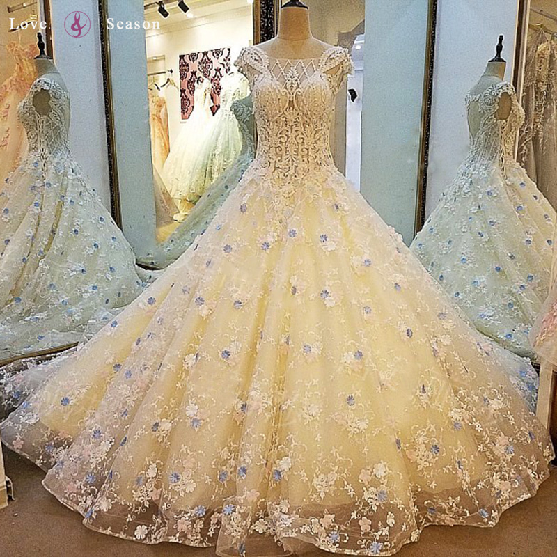 LS00062 2017 lace special bridal taiwan modern ball gown cheap designer long dresses for wedding party wedding dress for fat wom