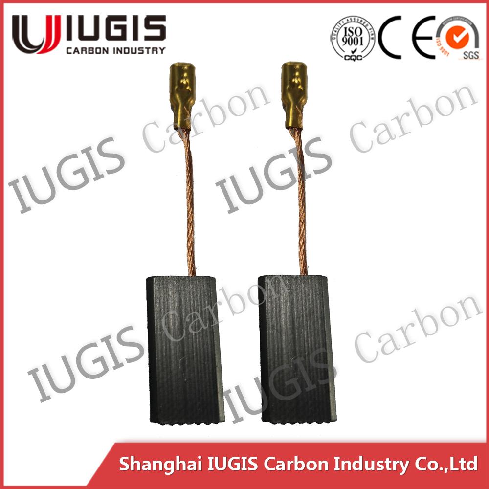 5 pair Carbon Brushes For Bosch 028 Grinder GWS9-125C GWS6-100 GWS6-115 7-115