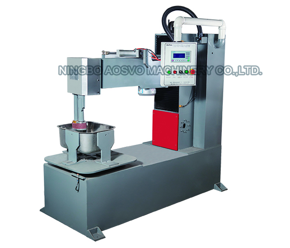 sink profile abrasive belt wire drawing machine(single groove)