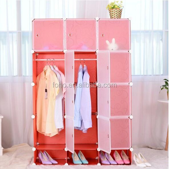 Diy Cupboard Bedroom Almirah Designs India Open Plastic