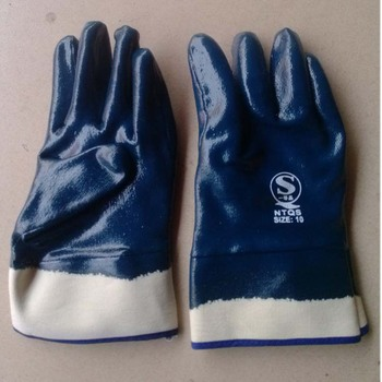 Energy saving cow leather working glove medical gloves nitrile safety gloves