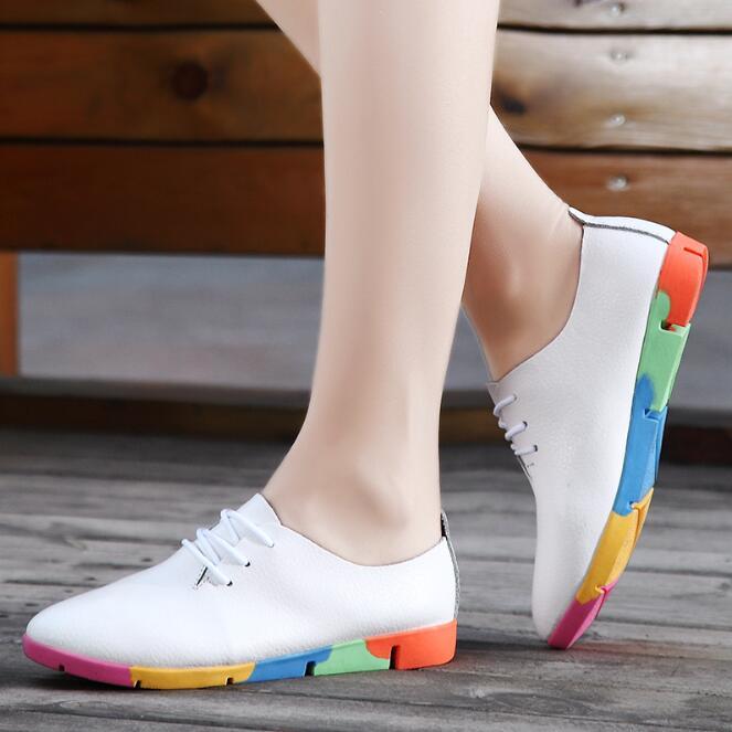 zm52851a 2016 latest fashion women  shoe ladies flat casual sport shoe 54d2689f1be0