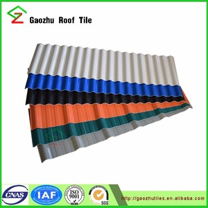 Lower Price UPVC Roofing Sheets Poultry Farm price per square meter