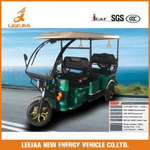 I CAT approval new model 2017auto rickshaw battery operated tricycle electric e rickshaw hot selling in india