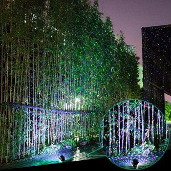 landscape red and green static garden laser remote control led mal laser christmas lights - Led Laser Christmas Lights